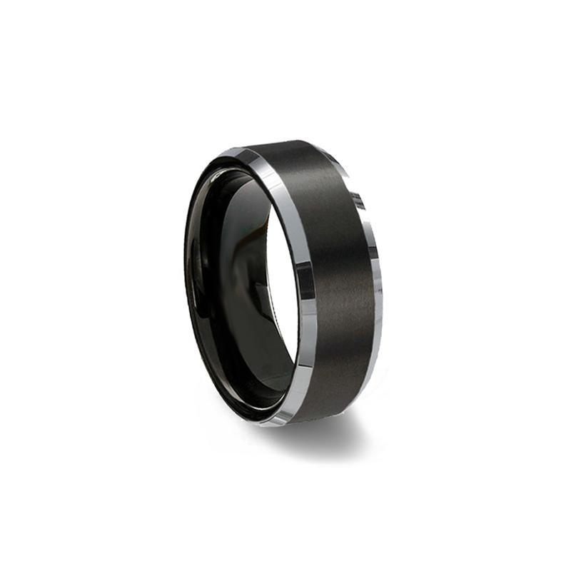 Inel, verigheta Tungsten Carbide VELOS - Sedk