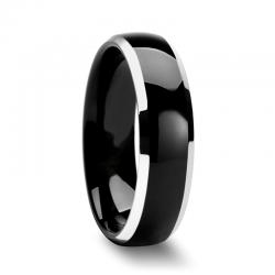 Inel, verigheta Tungsten Carbide MAXIM 6 - Sedk