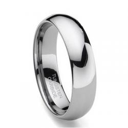 Inel, verigheta Tungsten Carbide CLASICO 6 - Sedk