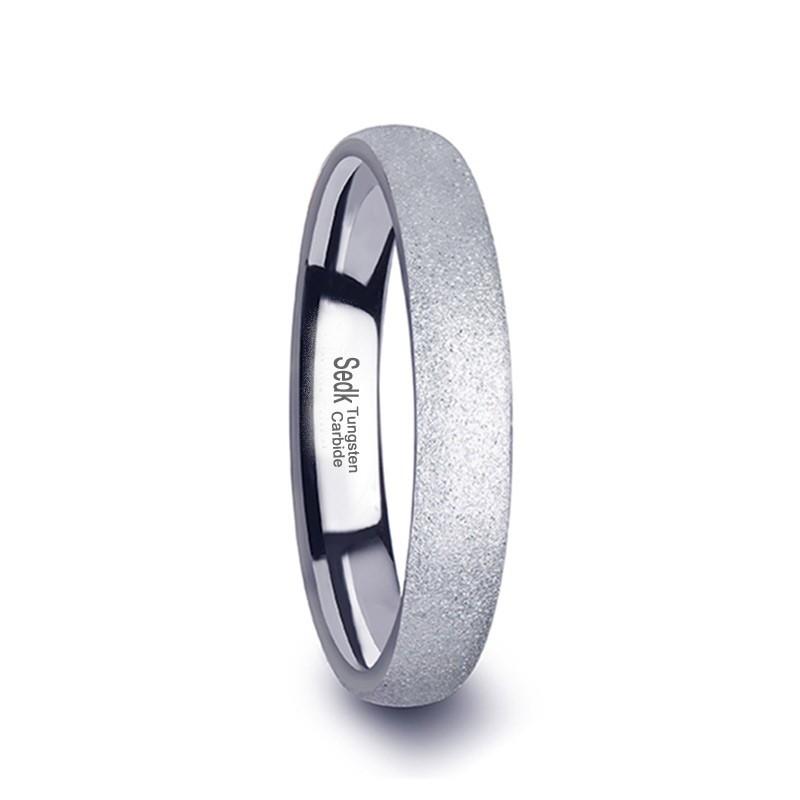 Ring, wedding ring Tungsten Carbide XOLO - Sedk
