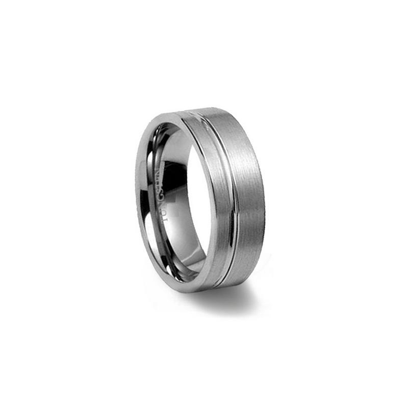Inel, verigheta Tungsten Carbide DION - Sedk