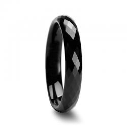 Inel, verigheta Tungsten Carbide DIAMOND - Sedk