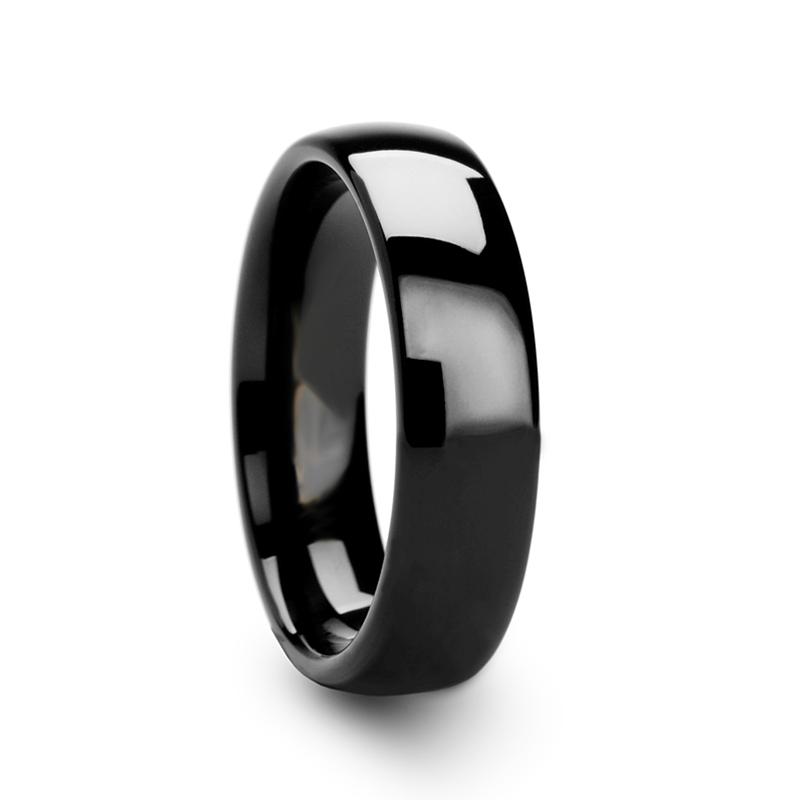 Inel, verigheta Tungsten Carbide CLASIC 6 - Sedk